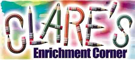 Clare's Enrichment Corner